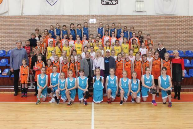 В Иванове проходит фестиваль ЦФО «Мини-баскетбол РФБ»