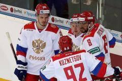 Опять 27! Сборная России уезжает в Братиславу в расширенном составе