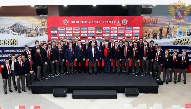 Наша команда мечты: сборная России на чемпионате мира-2019