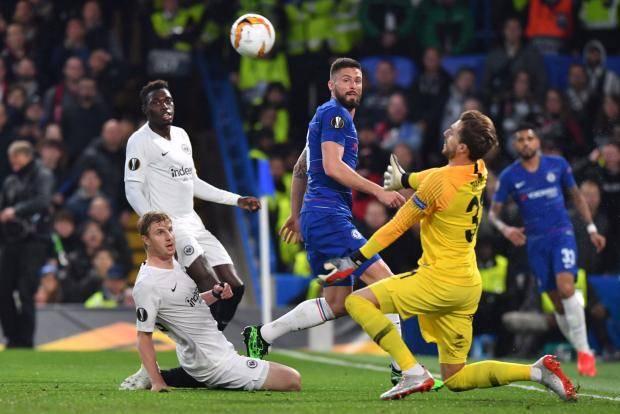 «Челси» в серии пенальти переиграл «Айнтрахт» и вышел в финал Лиги Европы