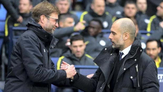 «Ман Сити» или «Ливерпуль»? Гвардиола или Клопп? Кто станет чемпионом Англии?