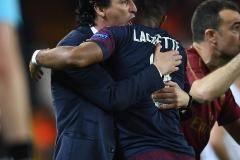 Эмери четвертый раз вышел в финал Лиги Европы