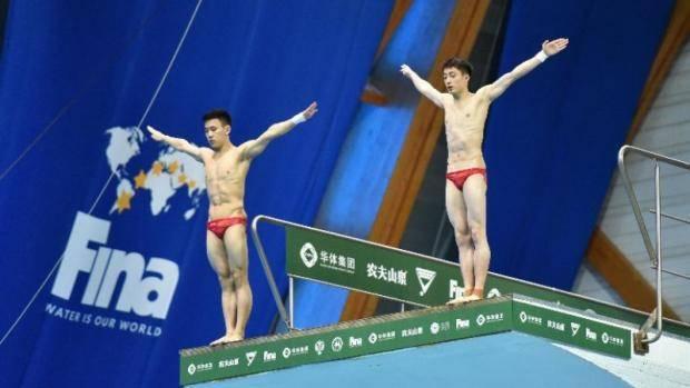 У спортсменов из Китая - второе золото в Казани