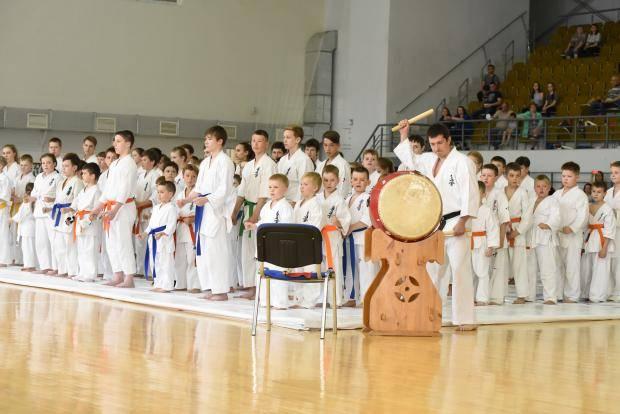 Кубок Республики Коми по киокусинкай собрал более двухсот юных каратистов региона