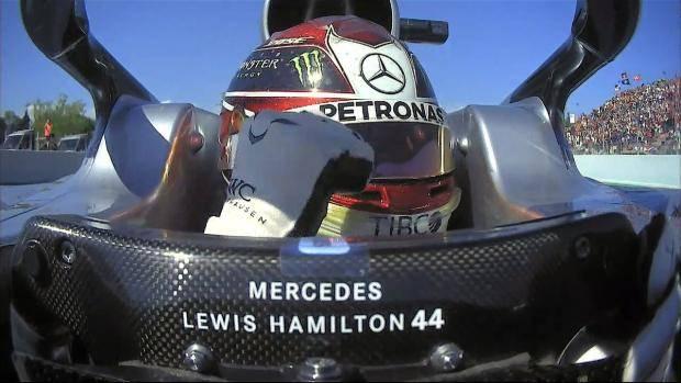 Хэмилтон выиграл Гран-при Испании, Квят – девятый