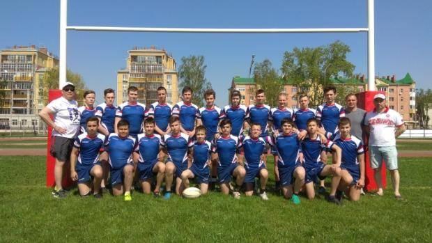 Татарстанские регбисты вышли в финал IX летней Спартакиады учащихся России