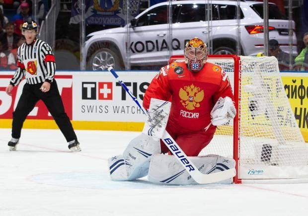 Андрей Василевский: Бригада меньшинства сборной России была лучшей на льду