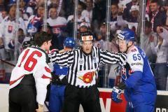 Канада еле унесла ноги от словаков. Это какое-то безумие!