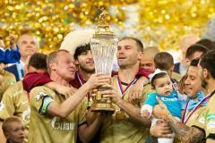 РПЛ: Студия Артемия Лебедева к созданию нового кубка чемпионов РПЛ не привлекалась