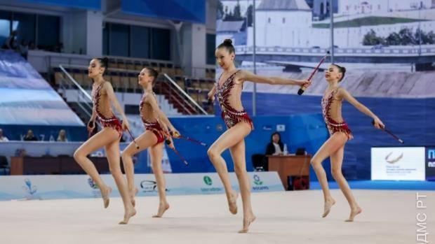 В Казани пройдет чемпионат и первенство РТ по художественной гимнастике