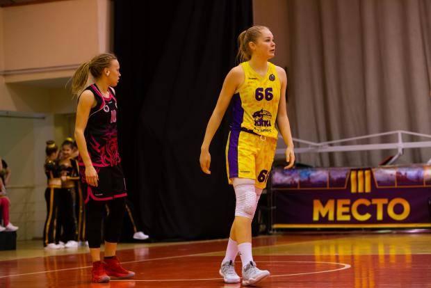 Игрок «НИКИ» Виктория Сазонова получила вызов в студенческую сборную России