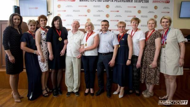 В Министерстве спорта РТ состоялось подведение итогов женского баскетбольного сезона