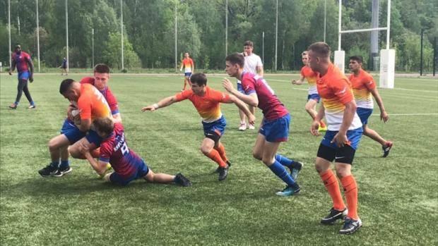 Стартовал II чемпионат Студенческой регбийной лиги Республики Татарстан