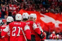 Швейцария подвинула Россию с первого места в группе. Итоги дня на ЧМ-2019