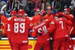 Леонид Вайсфельд: Матч со шведами ничего не решает, надо готовиться к четвертьфиналу