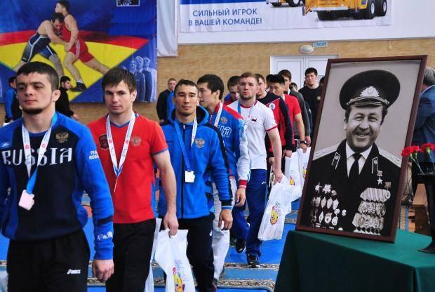 Спортсмены края выиграли 22 медали турнира по греко-римской борьбе памяти Чернышева