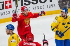 Да, ломим! Российская дримтим раскромсала сборную Швеции