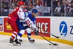 Словаки обыграли датчан в серии буллитов