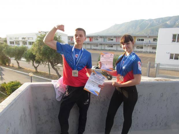 Спортсмены Ивановской области выиграли 5 медалей на чемпионате Европы по армрестлингу