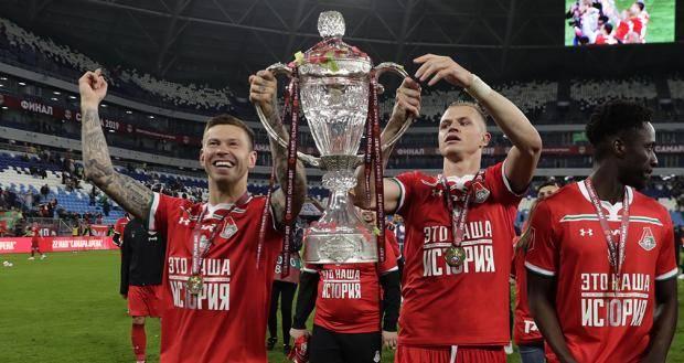 Дмитрий Тарасов: Кубок едет в Баковку!