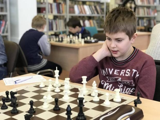 Шахматисты Поморья вышли в финал IX Летней спартакиады учащихся России