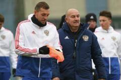 Черчесов назвал состав сборной России на матчи с Сан-Марино и Кипром