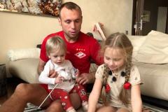 «Алименты за Глушакова платит «Спартак». Копейка в копеечку»