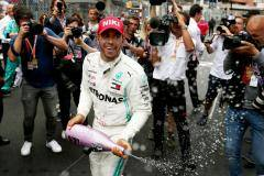 «Я хотел, чтобы Ники нами гордился». Хэмилтон выиграл Гран-при Монако