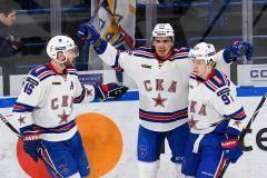 Гусев и Гавриков попробуют покорить Америку. Кто сменил КХЛ на НХЛ