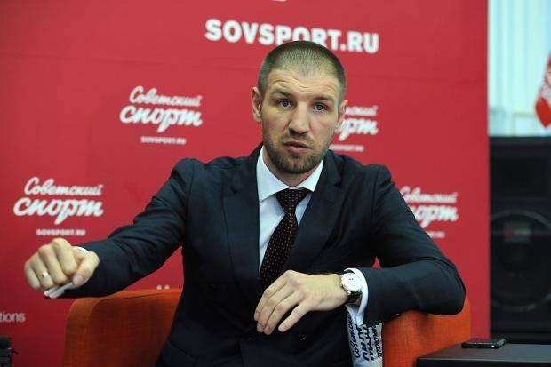Дмитрий Пирог: Боксер - политик? А в чем проблема?