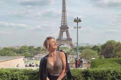 Девушки дня. Красавицы с грунтовых полей Парижа. Наши тоже есть
