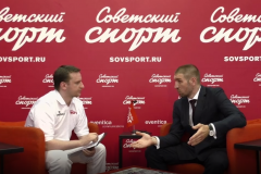 Пресс-центра Советского спорта: Дмитрий Пирог