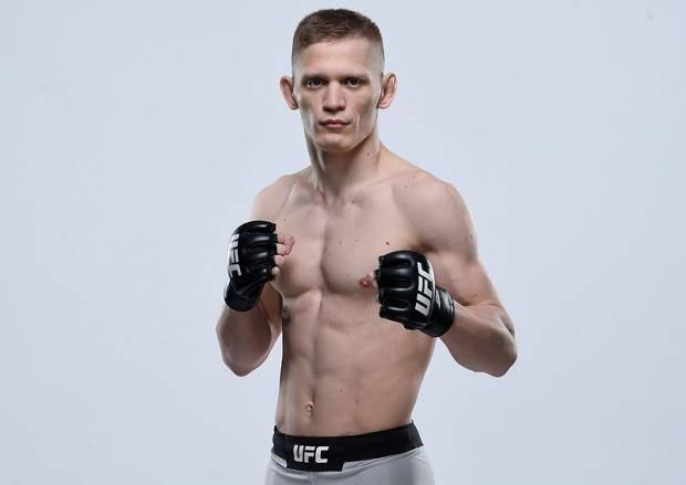 Сергей Хандожко: Попав в UFC, я понял, что это другой уровень