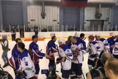 ПМЭФ-2019: как делегаты в хоккей играли