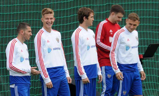 Егор Сорокин: Вся сборная России – это основной состав