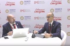 Глава Удмуртии Александр Бречалов