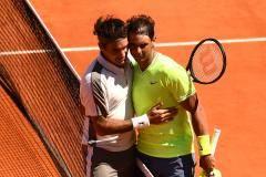 Надаль опять разгромил Федерера, не отдав ни сета