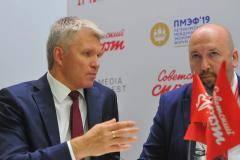 Павел Колобков: Во многих странах реклама и продажа пива на спортивных сооружениях не запрещена