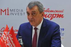 Сергей Меняйло: Развиваем в регионах Сибири дворовый спорт