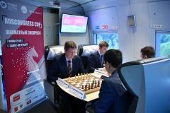 ПМЭФ-2019: «Шахматный экспресс» и мультимедийный тир