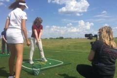 Тайгеры Вудсы собрались на полях петербургского гольф-клуба