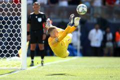 Англия в серии пенальти обыграла Швейцарию и заняла третье место в Лиге наций УЕФА