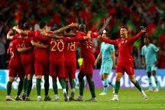 Сборная Португалии одолела Голландию и выиграла Лигу наций