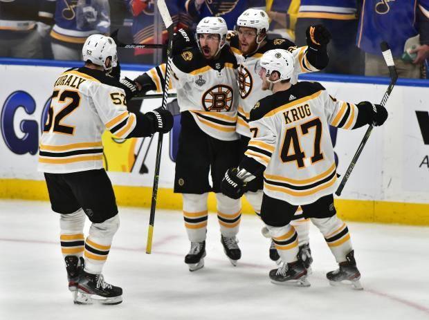 Почему Кубок Стэнли выиграет «Бостон». Мнение Алексея Андронова