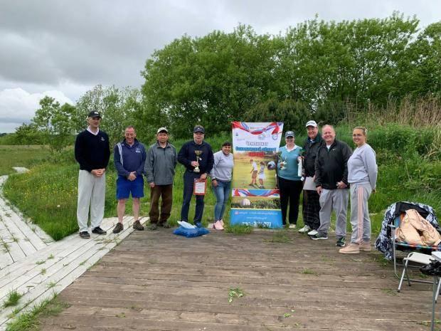 Лучших гольфистов выявили на Сахалине