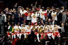 Тор-р-р-р-рэпторз! Впервые чемпионом НБА стал канадский клуб