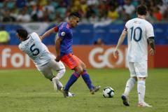 Барриос круче Паредеса! У Аргентины почти не было шансов против Колумбии