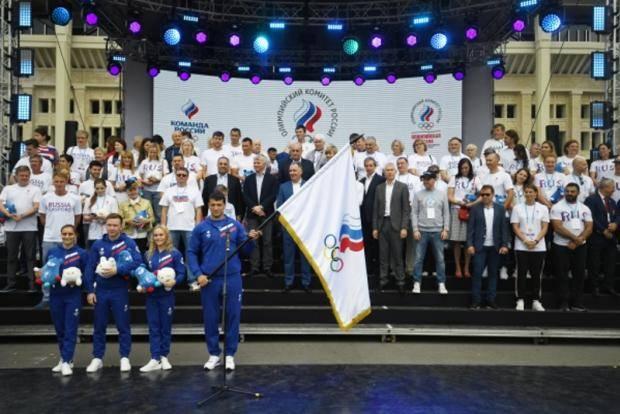 Всероссийский олимпийский день. Равнение на знамя!