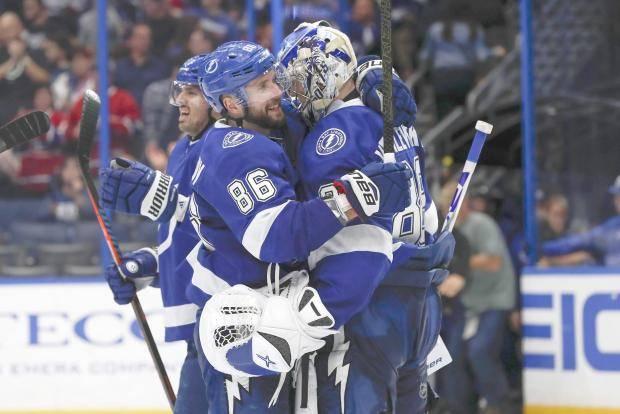 Кучеров получит «Харт», а Василевский – «Везину»? Шансы россиян на личные призы в НХЛ