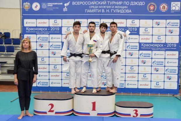 Сборная края – лидер медального зачета юбилейного турнира памяти В.Н. Гулидова